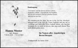 Danksagungskarte marmoriert fallendes Blatt - Trauer